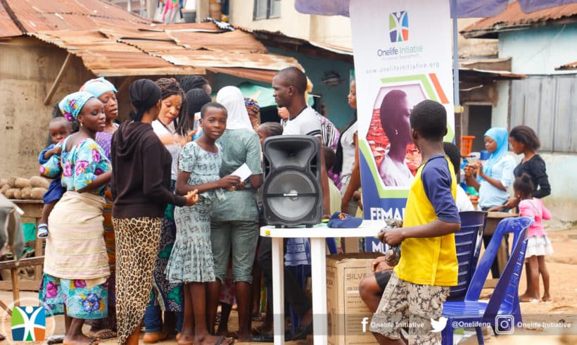 'EndFGM' Campaign: 4 things we learnt at Oke-Ado Market, Ibadan, Nigeria