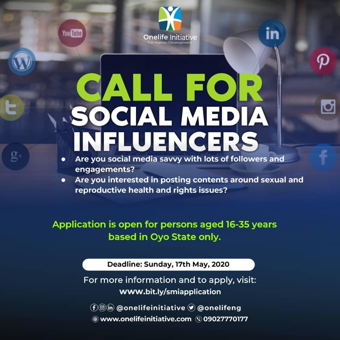 Social Media Influencer Ibadan
